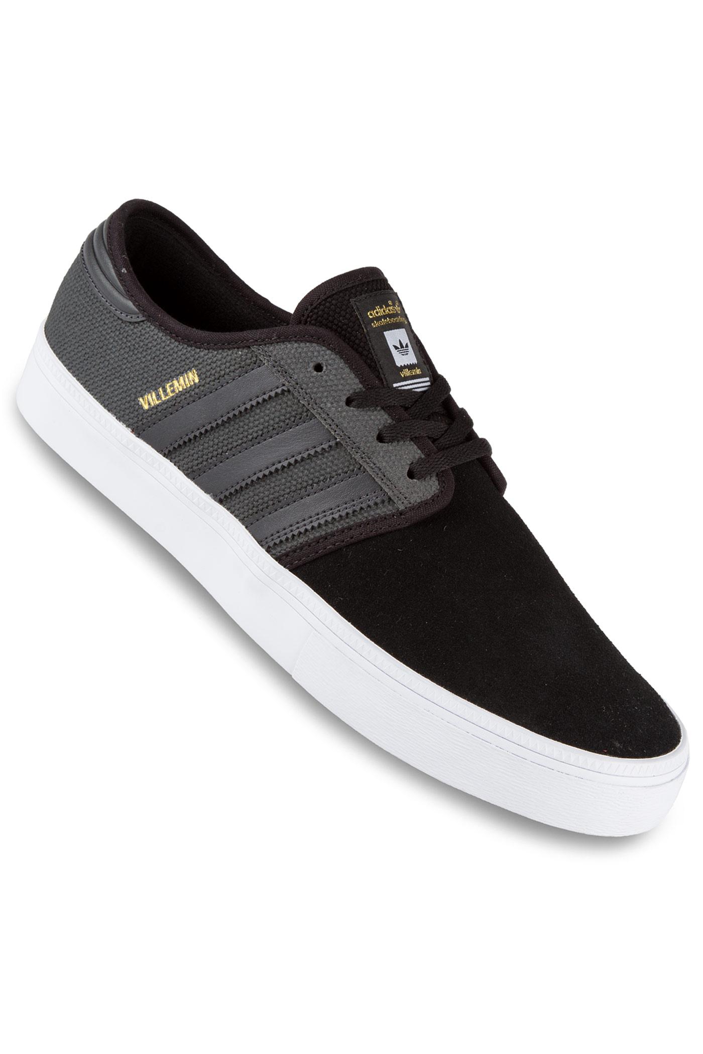 adidas seeley adv shoes grey grey black buy at skatedeluxe