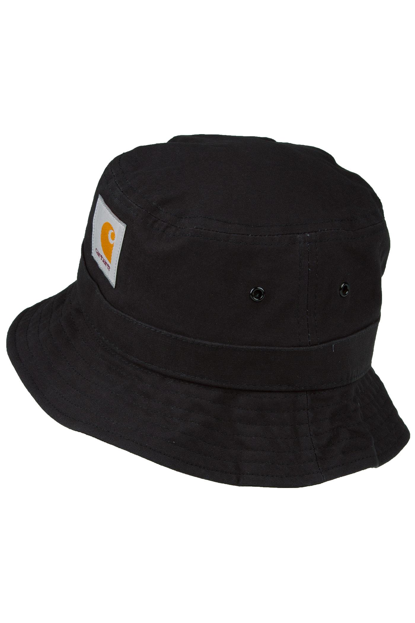 Carhartt WIP Watch Bucket Hat (black) buy at skatedeluxe 1295a22b601