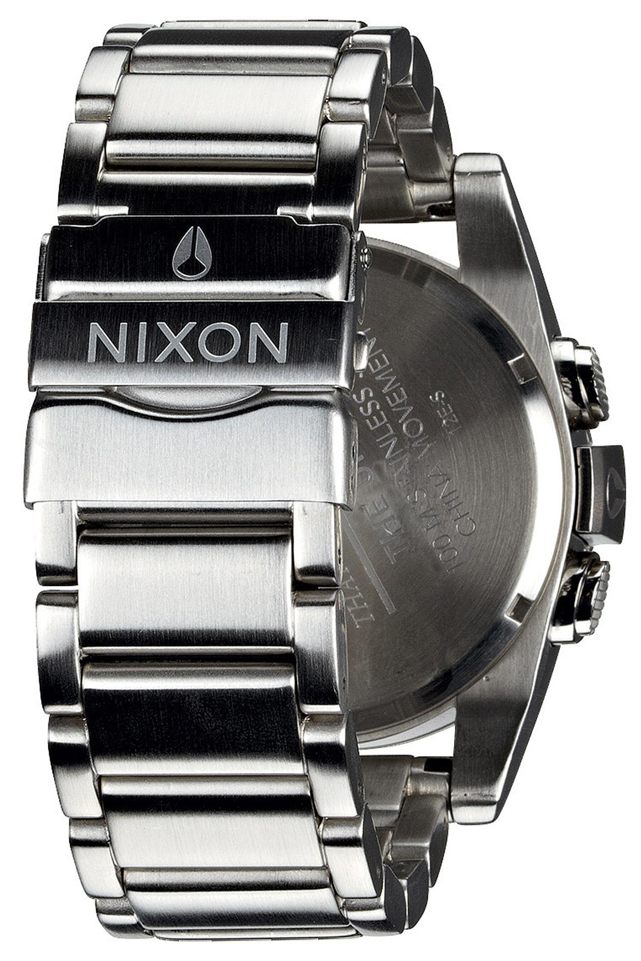 91305_2_Nixon_TheUnitSS Elegantes Uhr Mit Temperaturanzeige Dekorationen