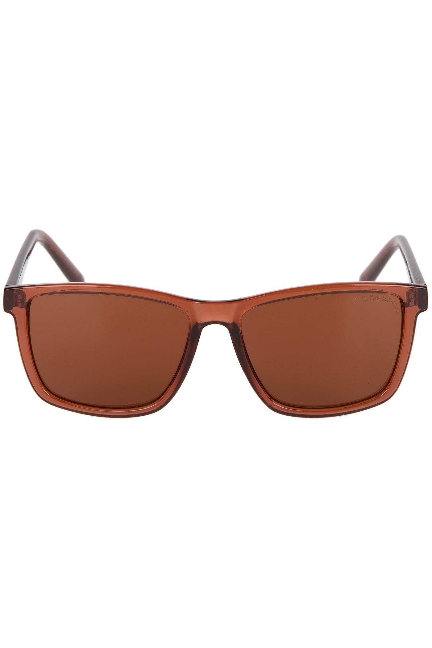 cheap monday straight sonnenbrille brown kaufen bei skatedeluxe. Black Bedroom Furniture Sets. Home Design Ideas