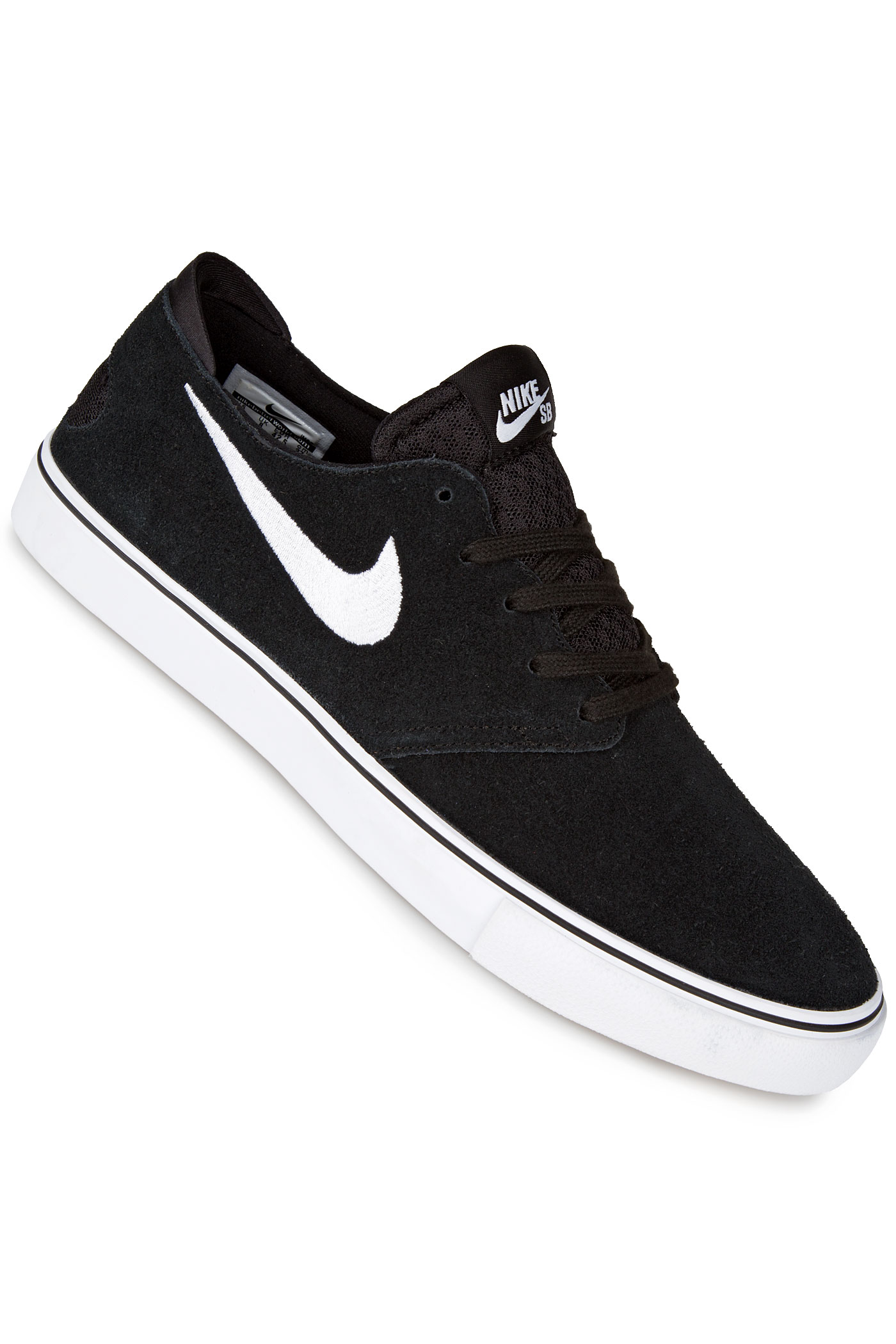 Black And Brown Nike Sb Shoes