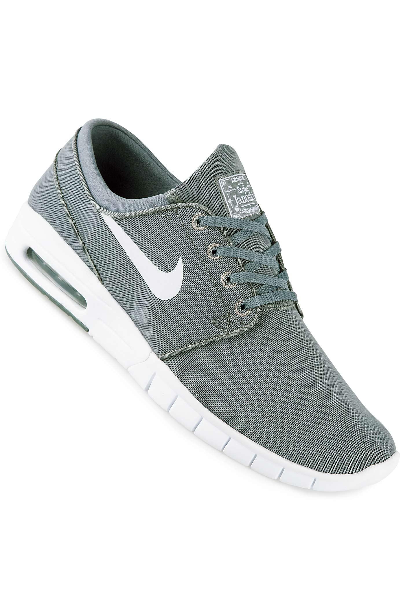 Grey Nike Sb Janoski Shoe