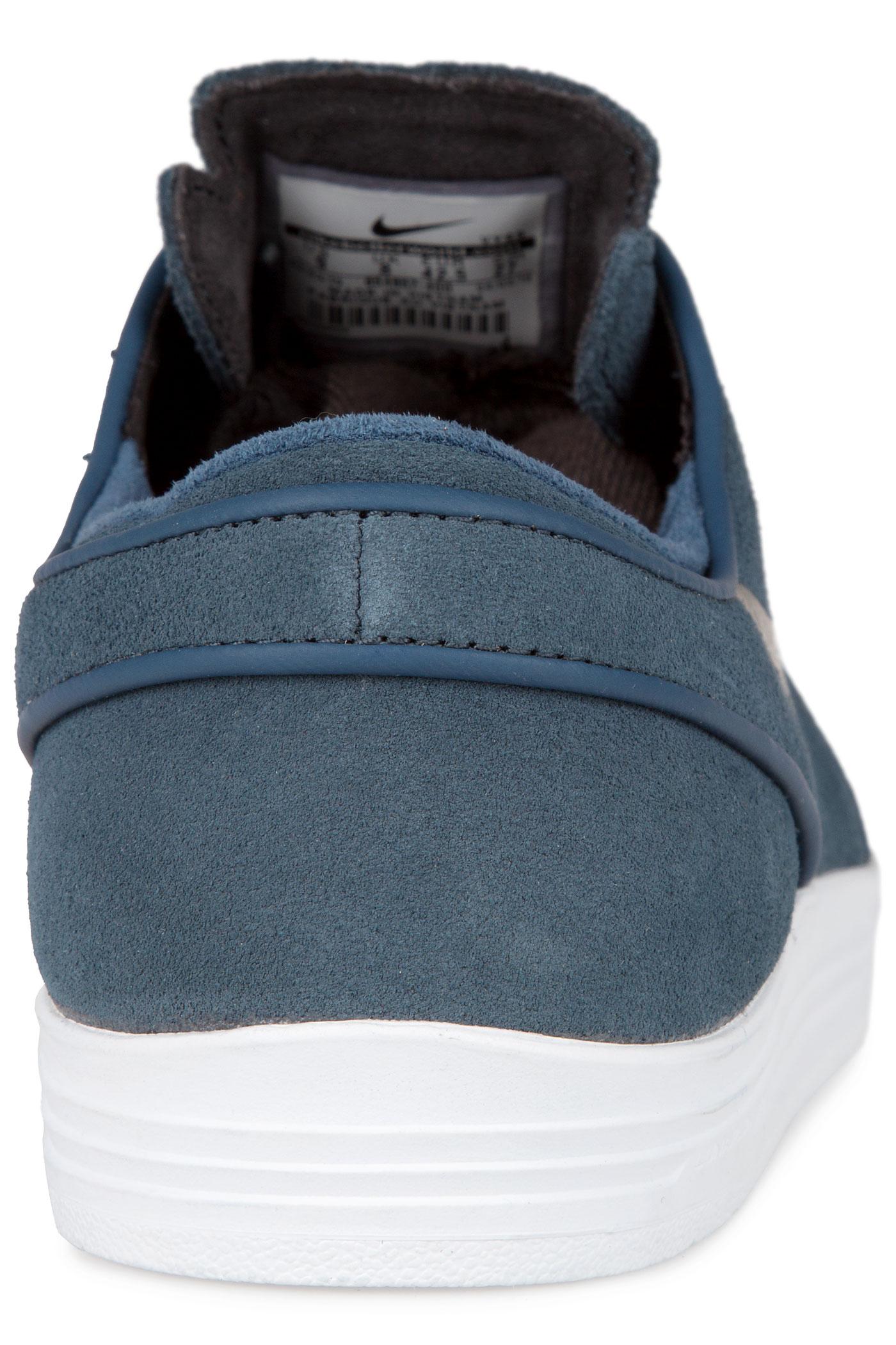 0dfbf0796cbb Nike SB Lunar Stefan Janoski Shoe (squadron blue black) buy at ...