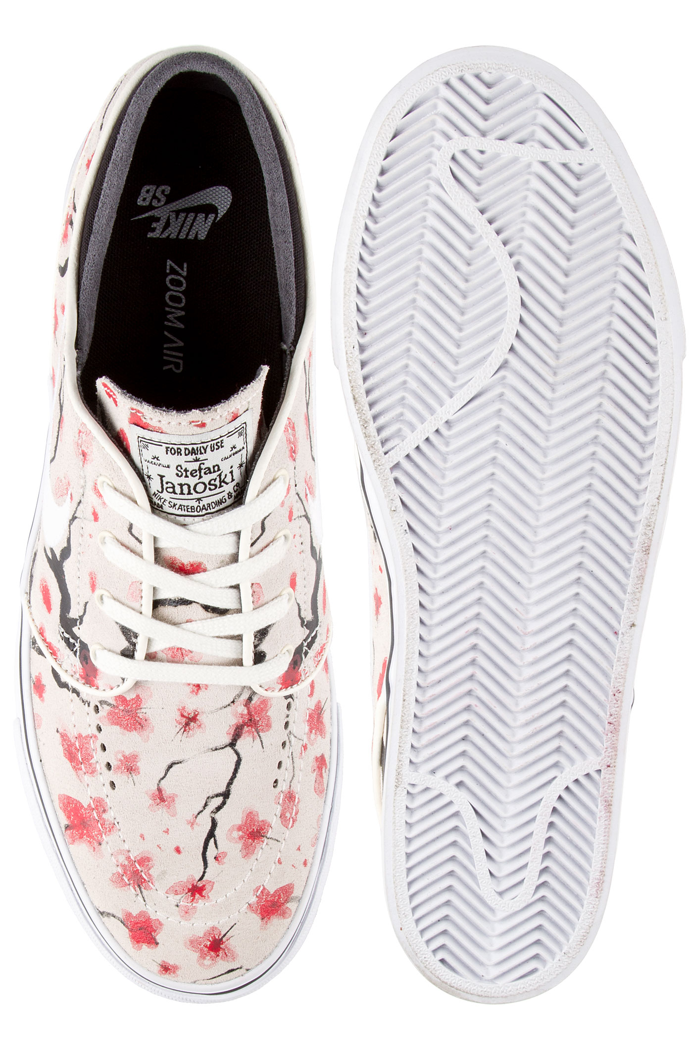 Nike SB Zoom Stefan Janoski Elite Shoe (cherry blossom) buy at ... 875678be7afd