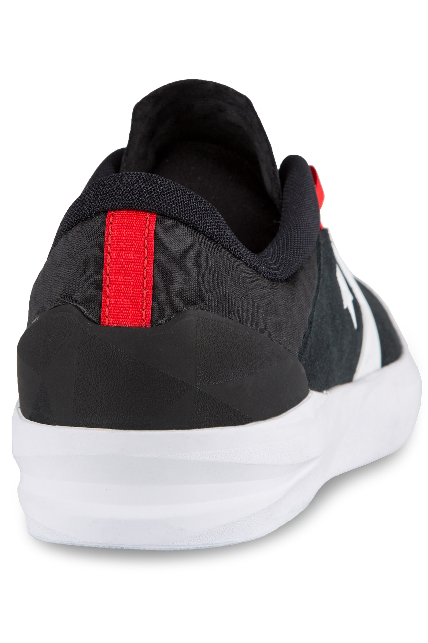 Converse CONS Metric CLS Shoe (black white red) buy at skatedeluxe debc68a920