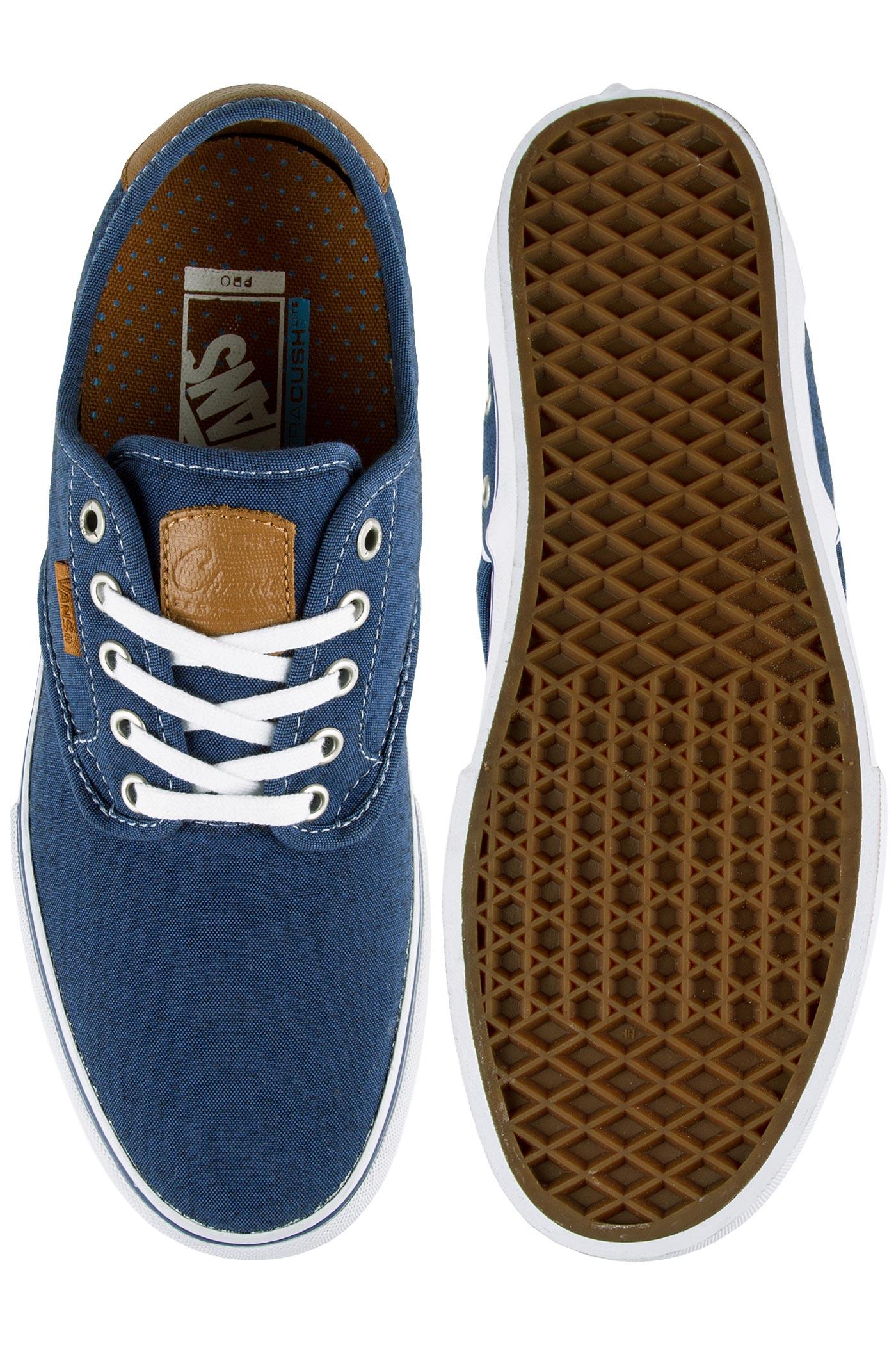 284814b81db520 Vans Chima Ferguson Pro Shoe (oxford blue) buy at skatedeluxe