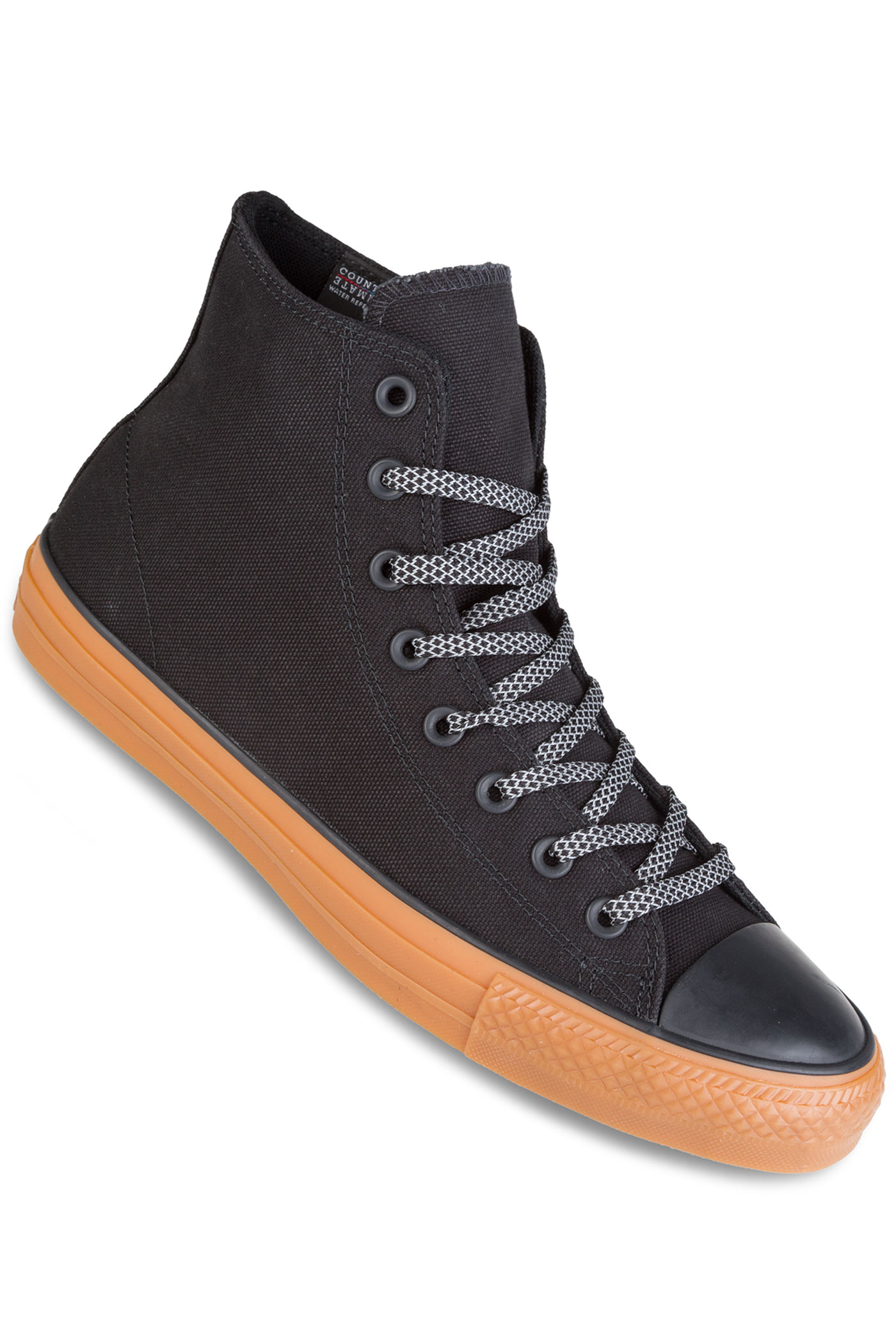 Converse CTAS Pro Shoe (black black gum) buy at skatedeluxe 3ede1cb77