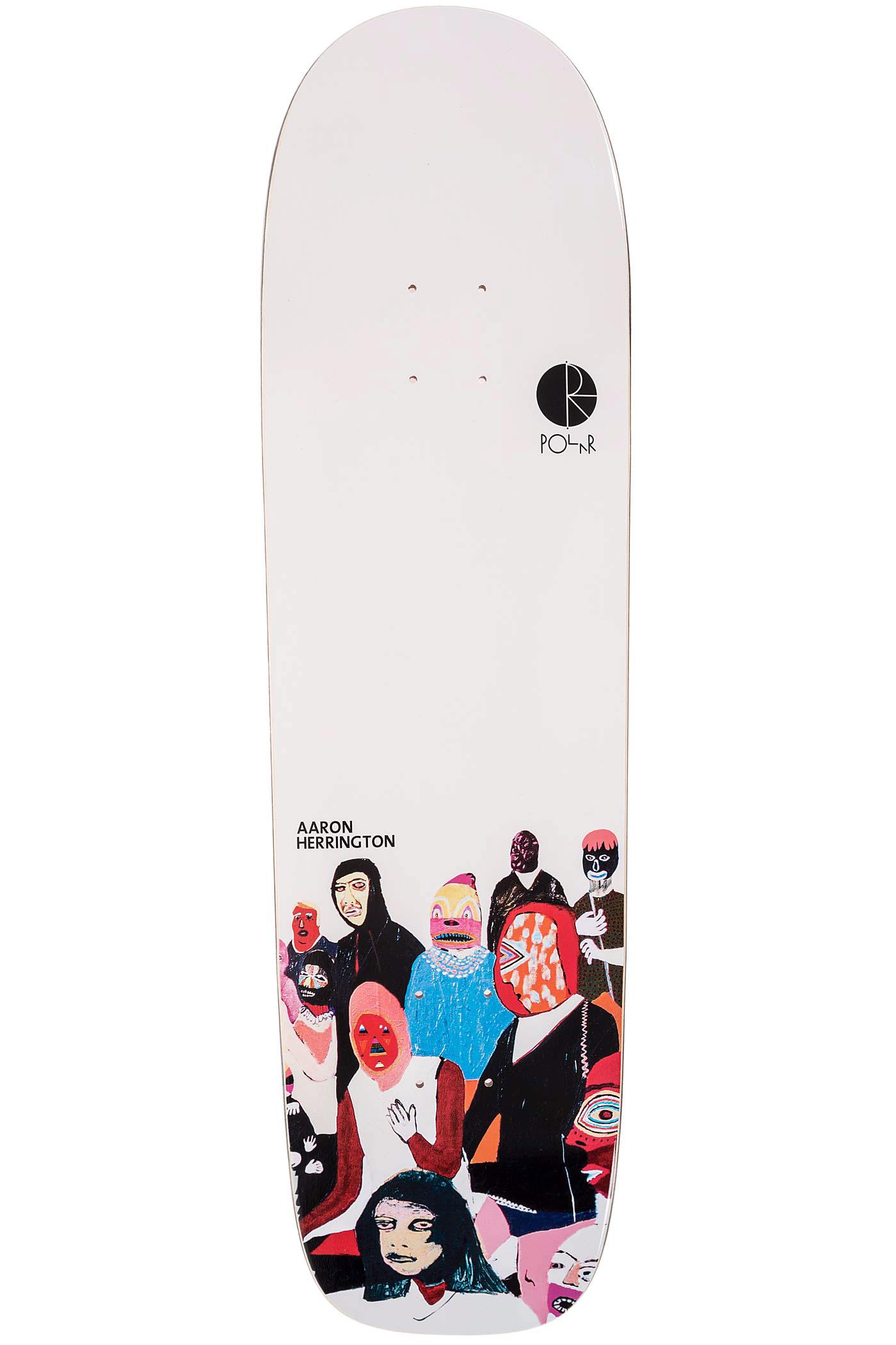 Polar Skateboards Herrington AMTK Scene B P1 8.75