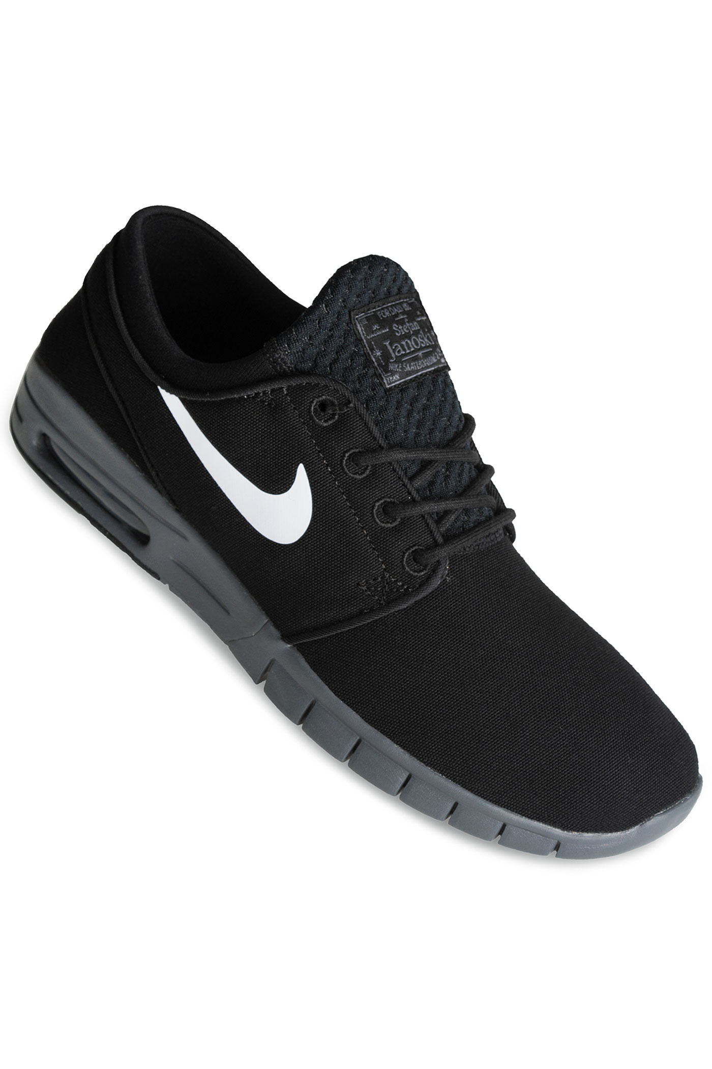 6b6300c0f7a Nike Sb Stefan Janoski Max Dark Grey extreme-hosting.co.uk