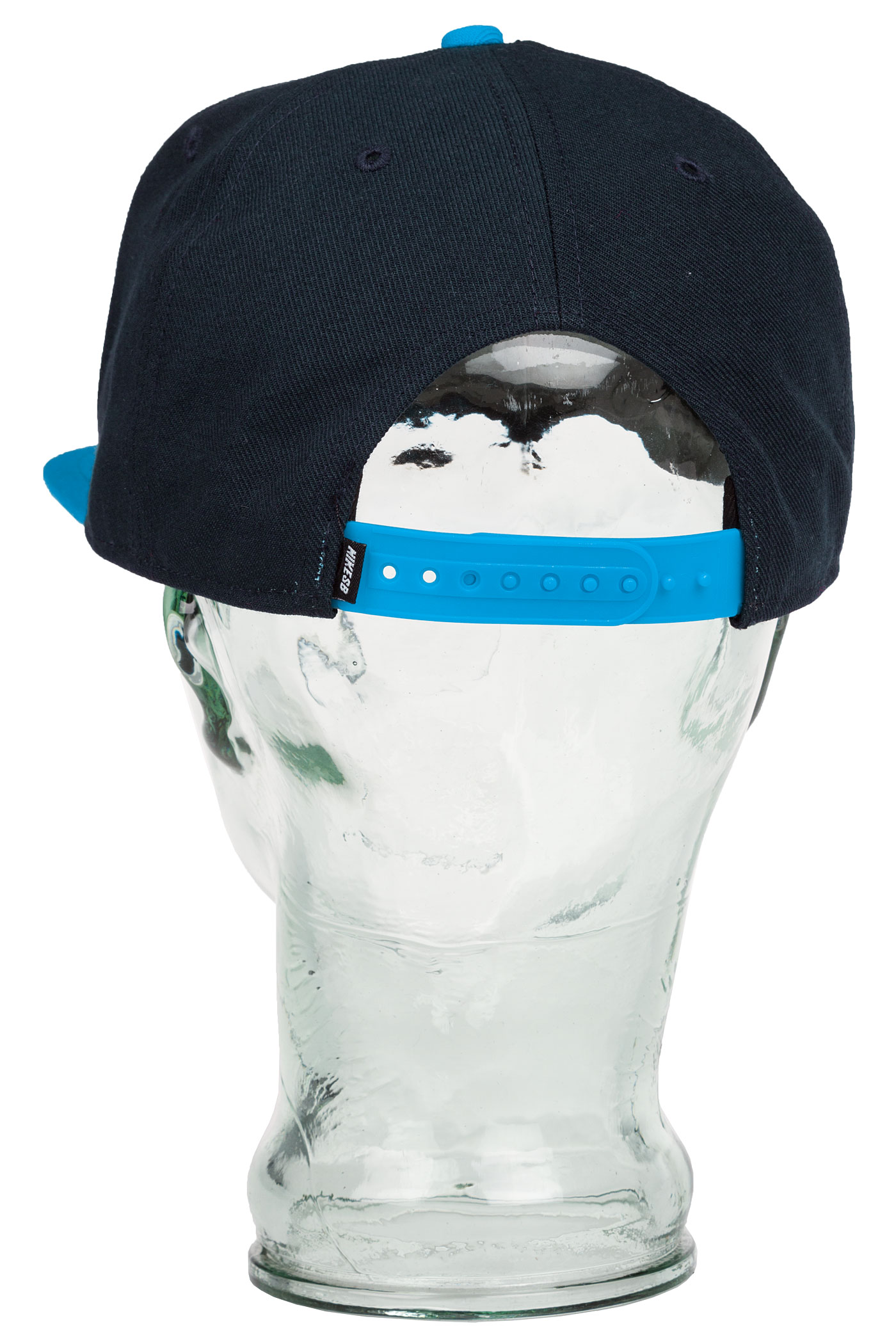 Nike SB Icon Snapback Cap (dark obsidian photo blue) buy at skatedeluxe 55f0b1b0eea1