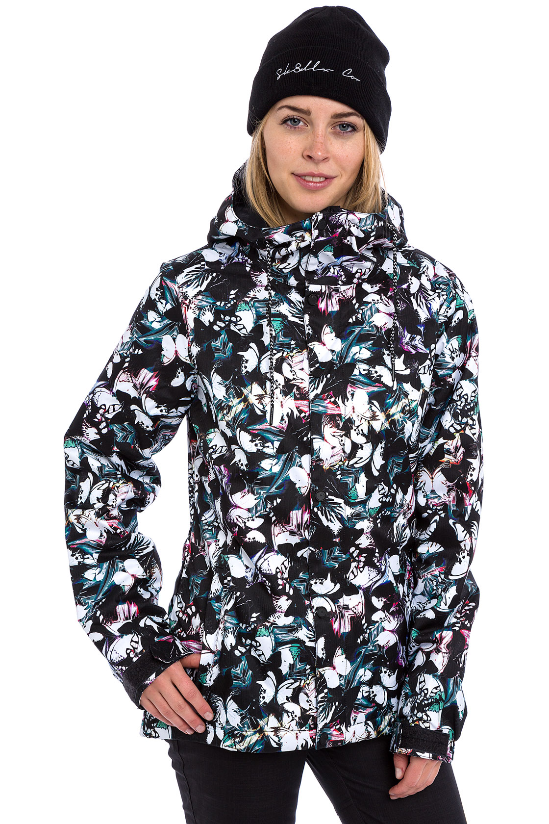 Snowboard women jacket
