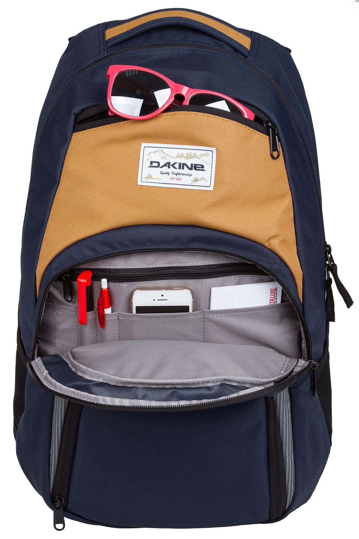 dakine campus backpack 33l bozeman buy at skatedeluxe. Black Bedroom Furniture Sets. Home Design Ideas