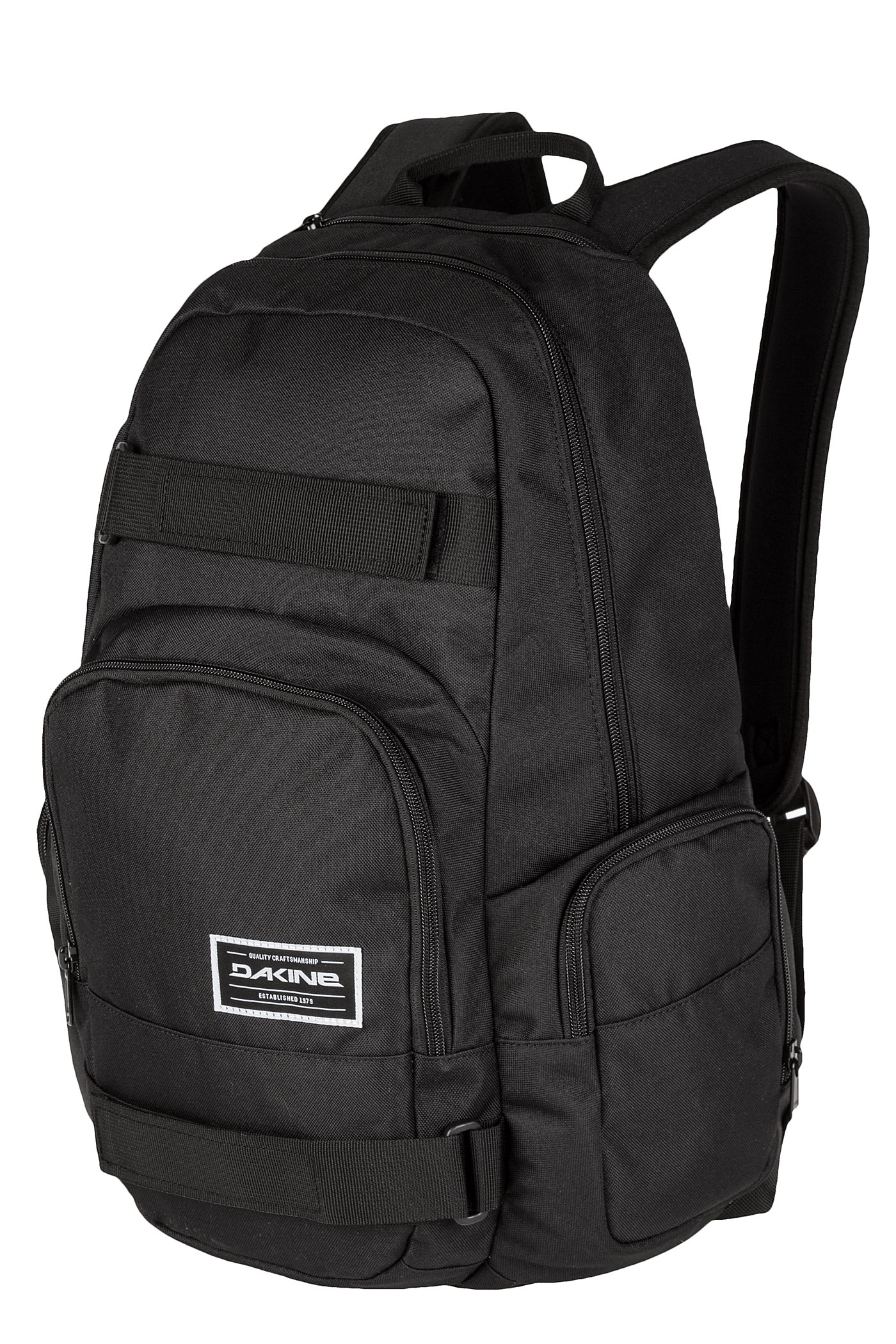 dakine atlas up mochila 25l black comprar en skatedeluxe. Black Bedroom Furniture Sets. Home Design Ideas