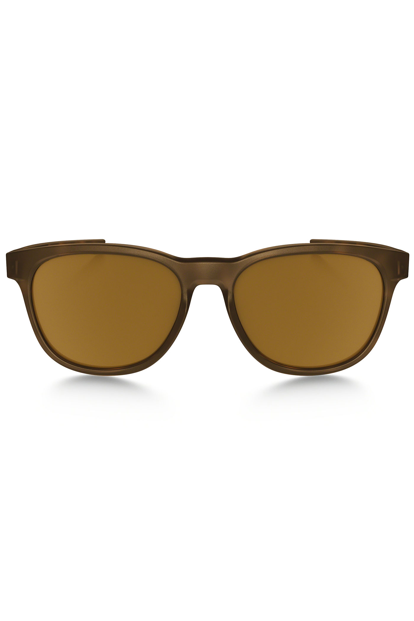 oakley frogskins sunglasses eric  oakley stringer sunglasses (matte brown tortoise dark bronze)