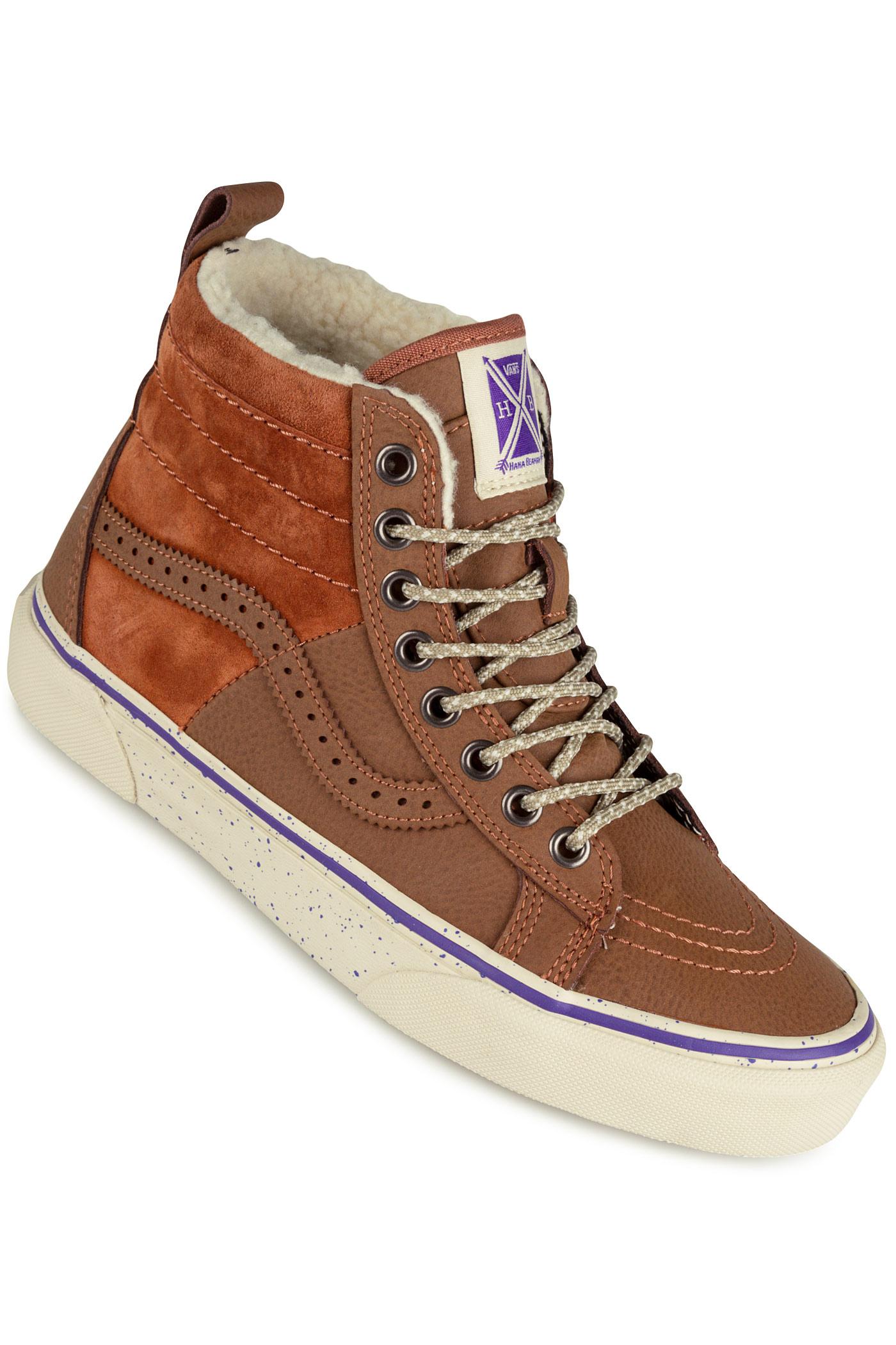 Buy womens brown vans shoes c2c7e0ecb