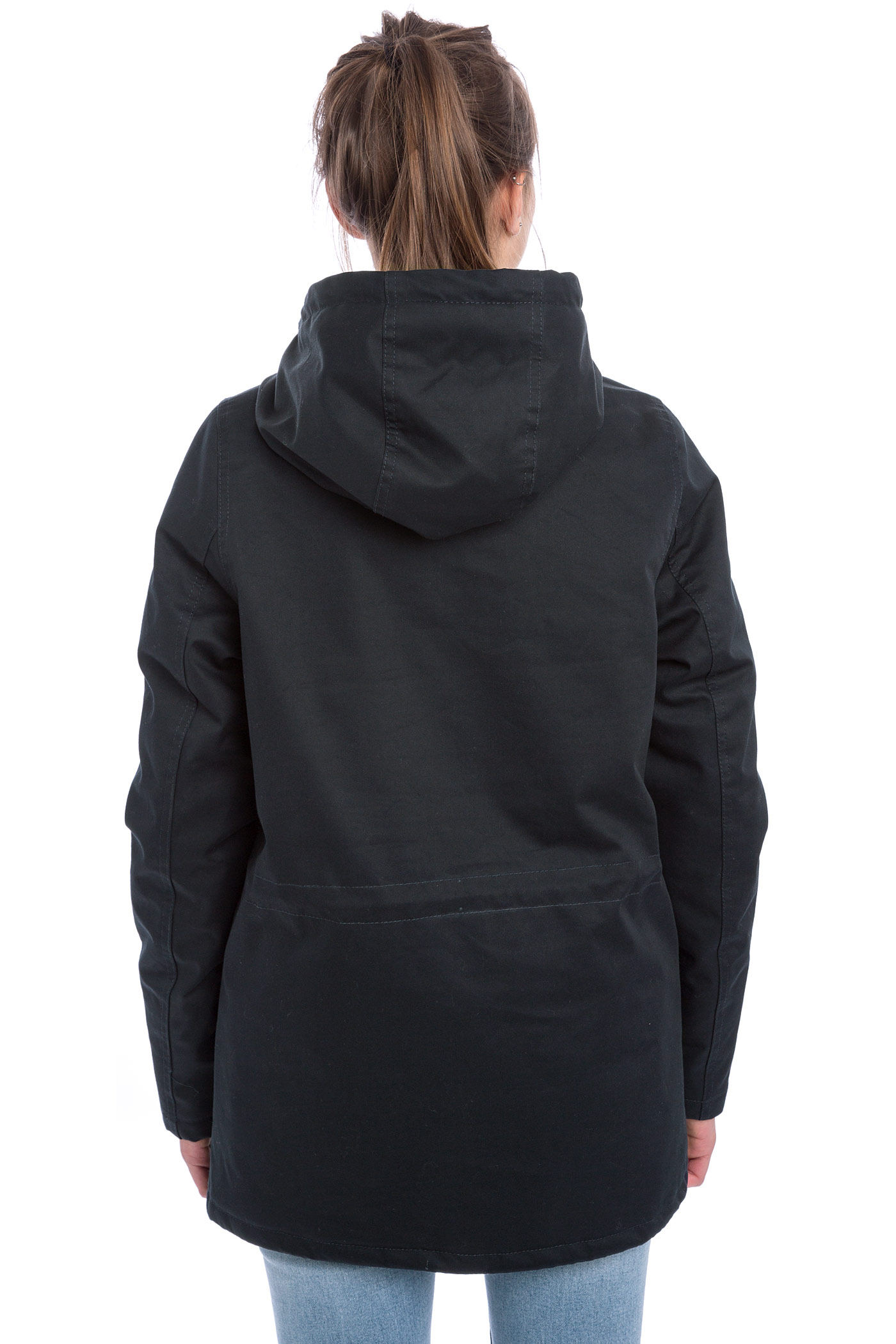 Wemoto Ella Parka Jacket women (dark navy) buy at skatedeluxe