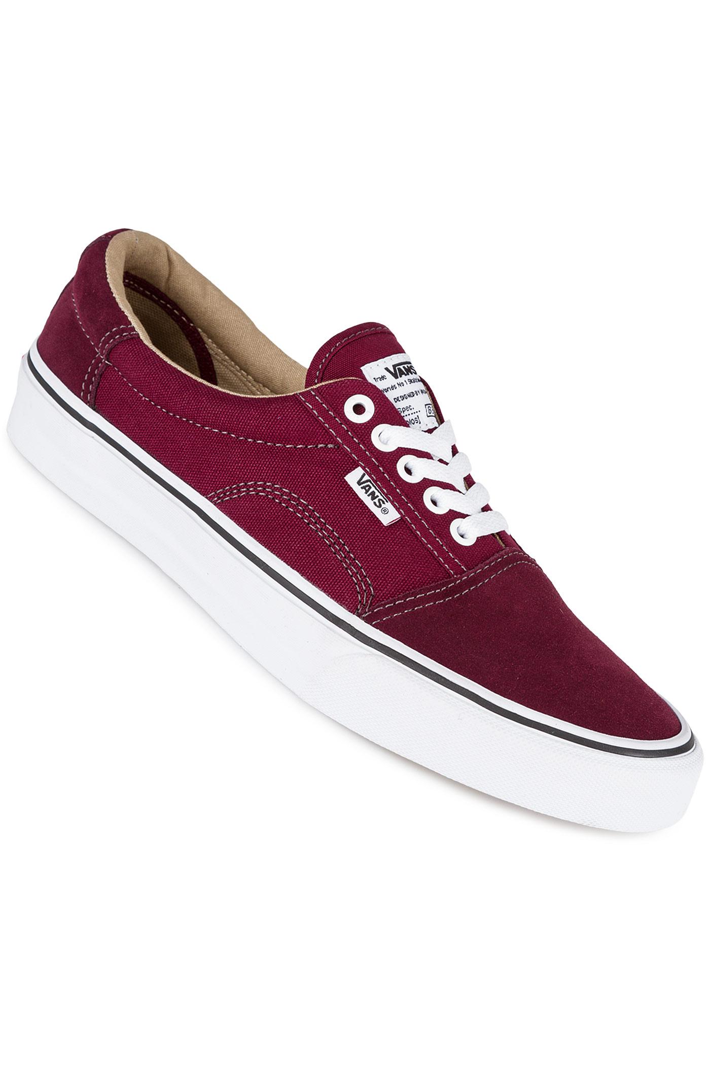 9764c8b008 Vans Rowley Solos Shoe (port royale white) buy at skatedeluxe