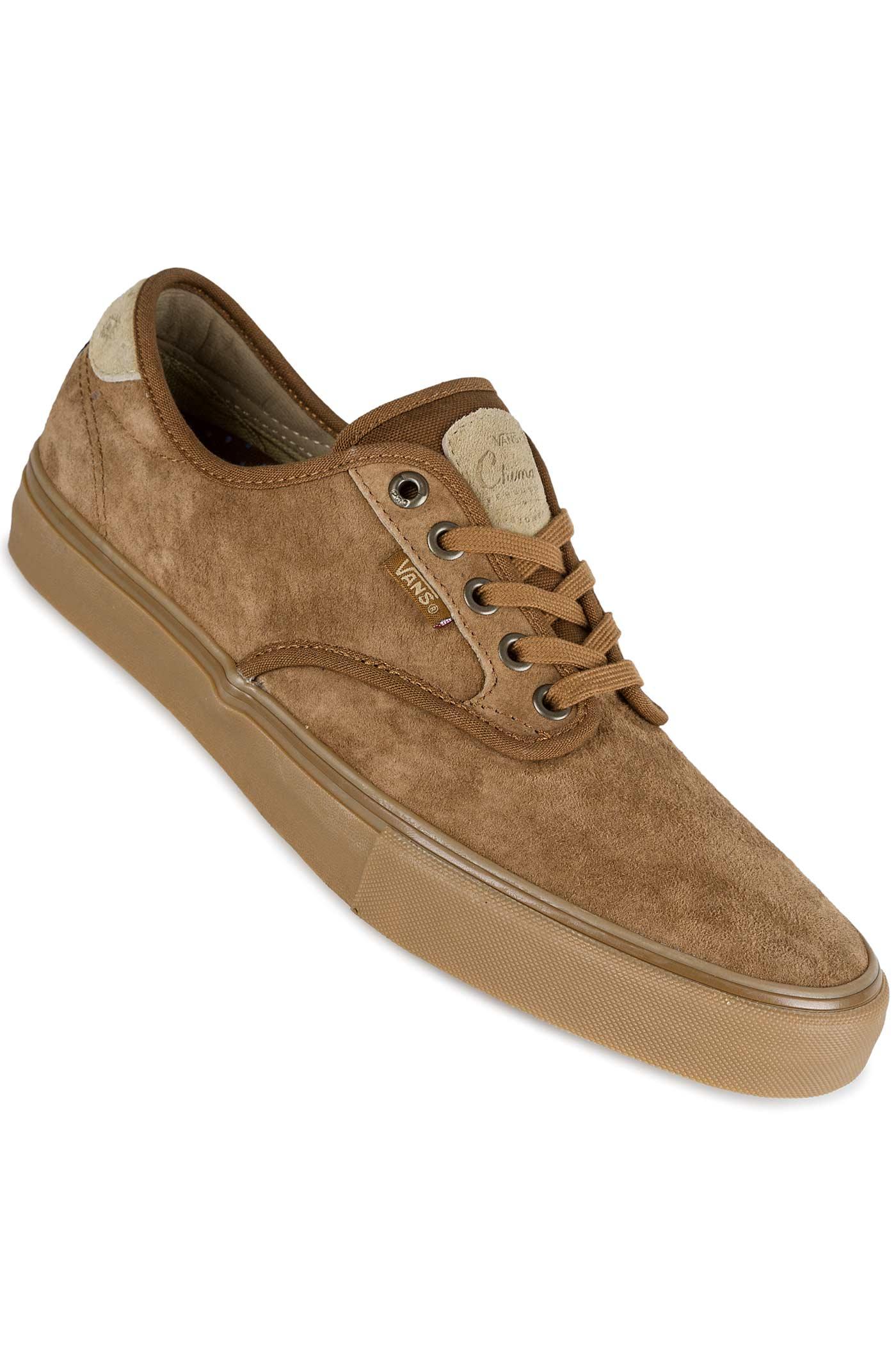 4b4a78517b0 Vans Chima Ferguson Pro Chaussure (native dachshund gum) achetez sur ...