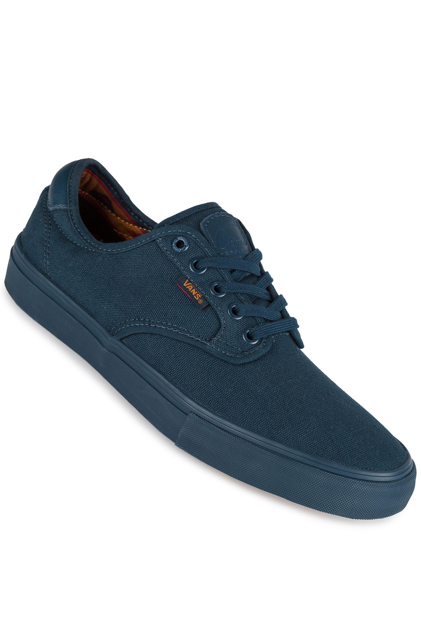 7089c6f070 Vans Chima Ferguson Pro Shoe (native dress blues mono) buy at ...