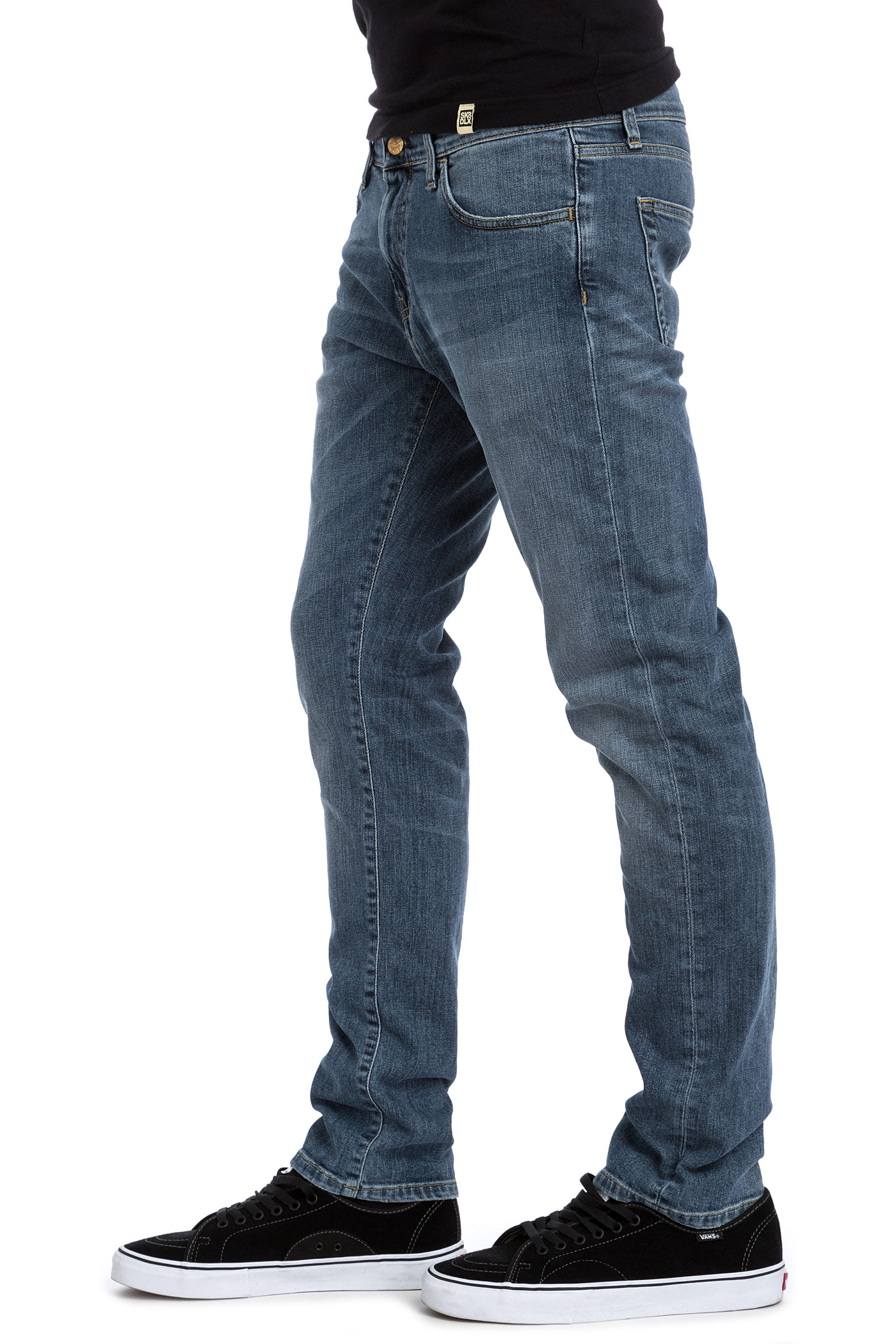 Carhartt WIP Rebel Pant Spicer Jeans (blue rope washed ...