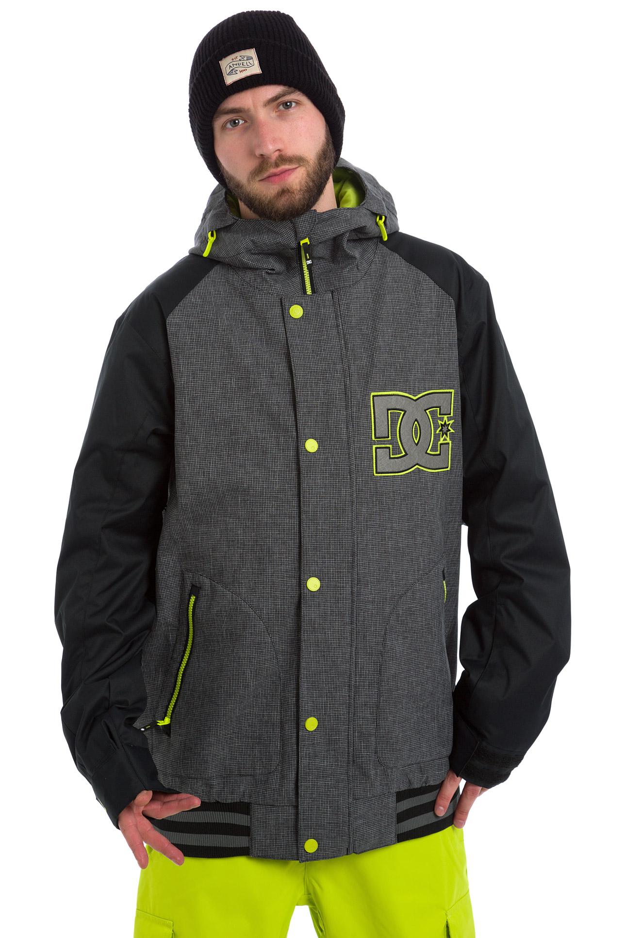 Jacket Dcla Dc black Green Buy At Skatedeluxe Snowboard PZPEwqdF
