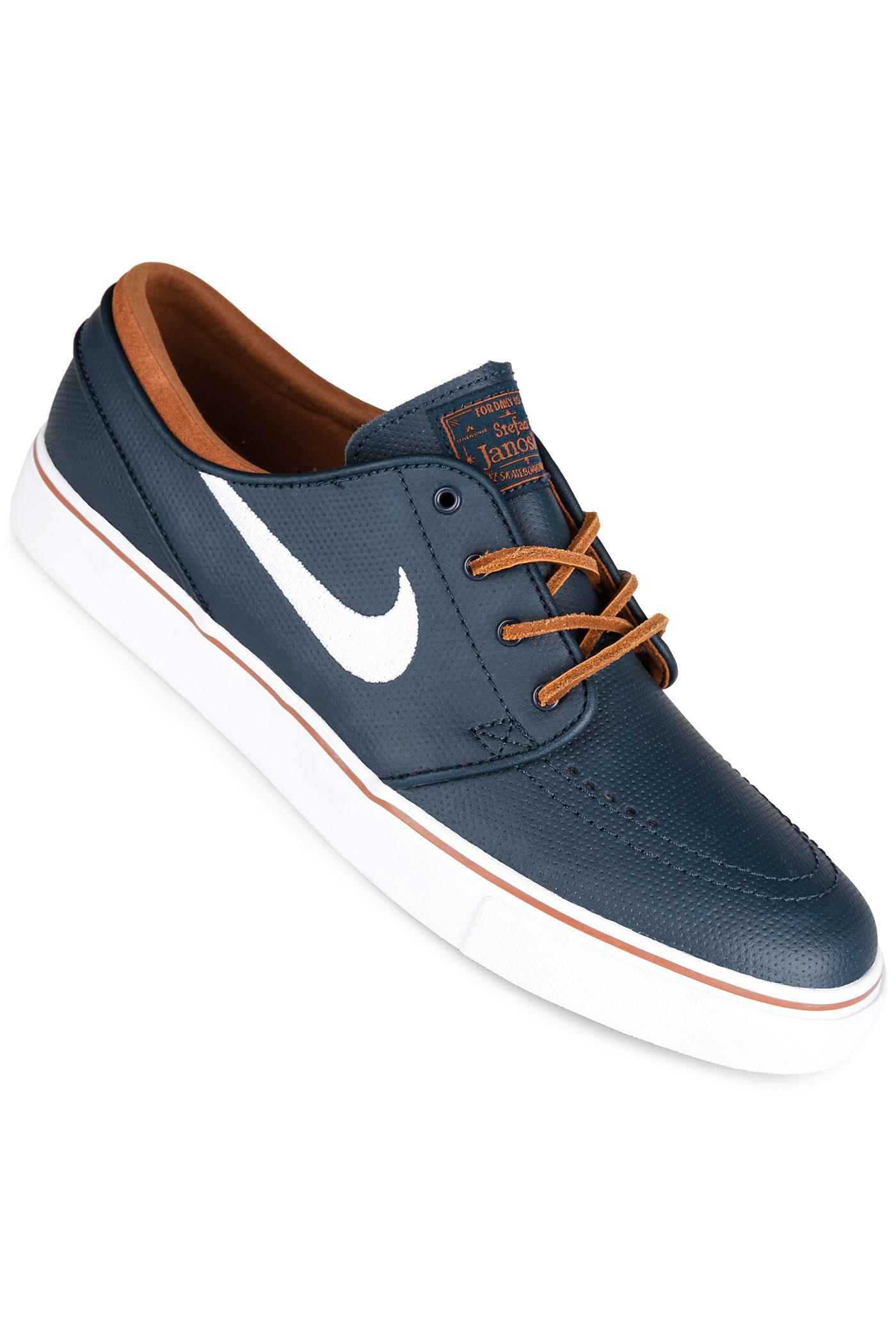 4e9925737f2d Nike SB Zoom Stefan Janoski OG Shoe (obsidian white rustic) buy at ...