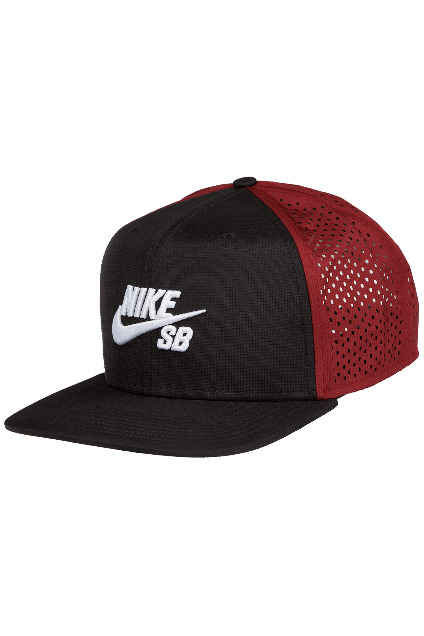 Nike SB Performance Trucker Cap (black team red) buy at skatedeluxe 2b083fa52dc3