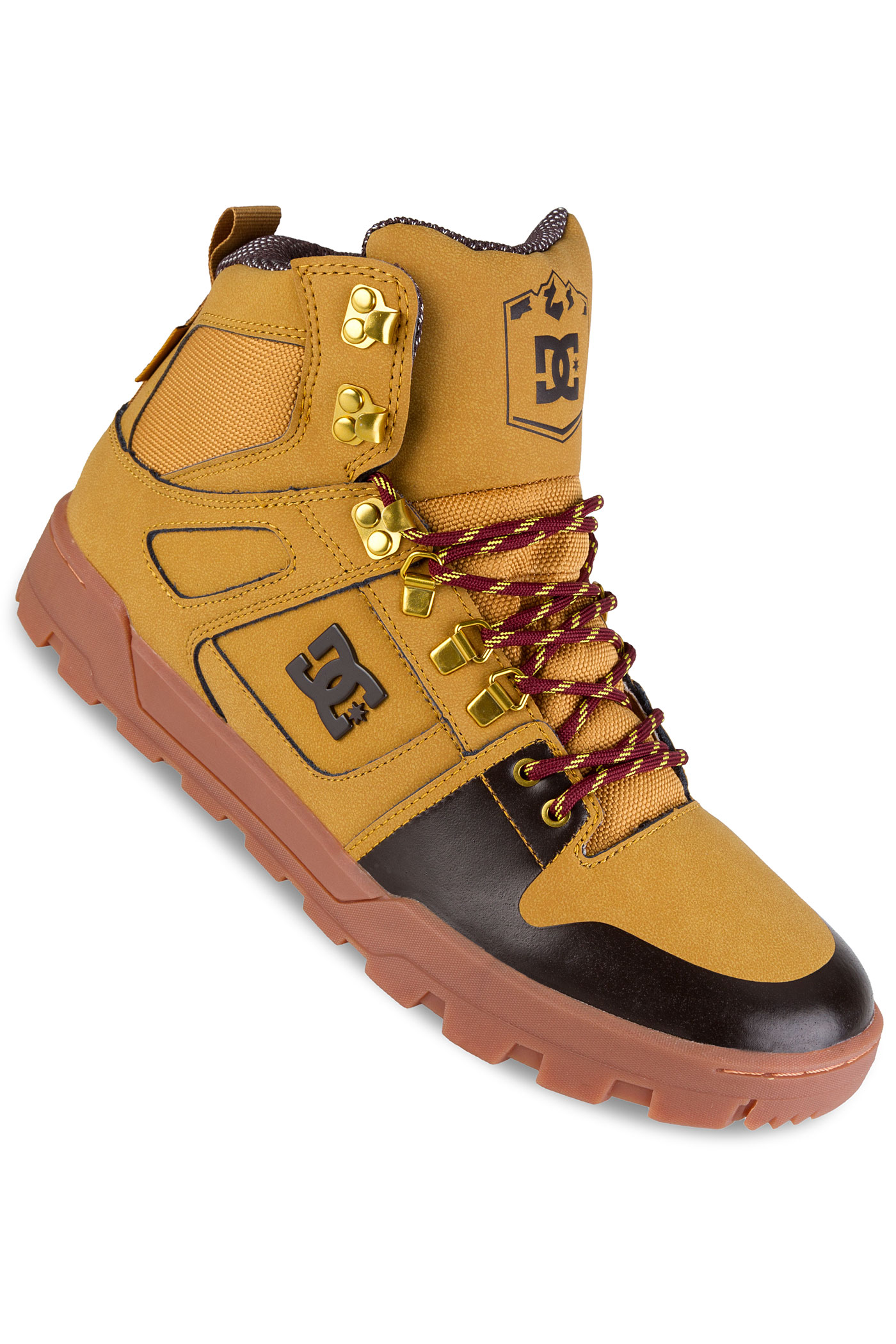 Shoes Spartan High Wr Boot Wheat Turkish