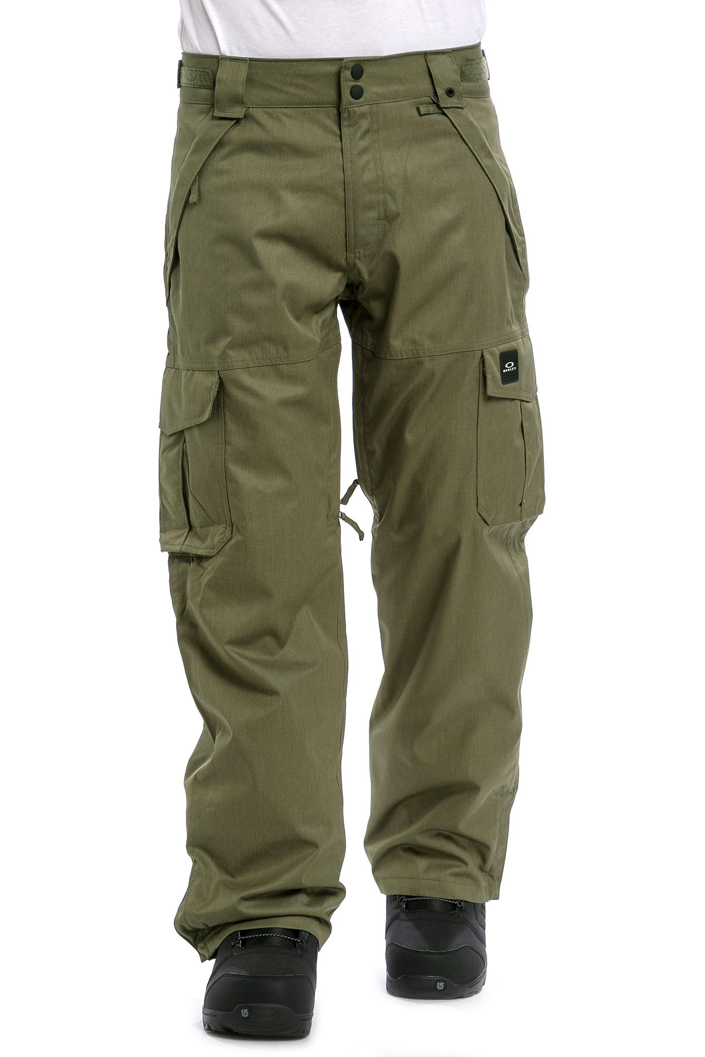 cd3c49457a Oakley Arrowhead Biozone Snowboard Pant (dark brush) buy at skatedeluxe
