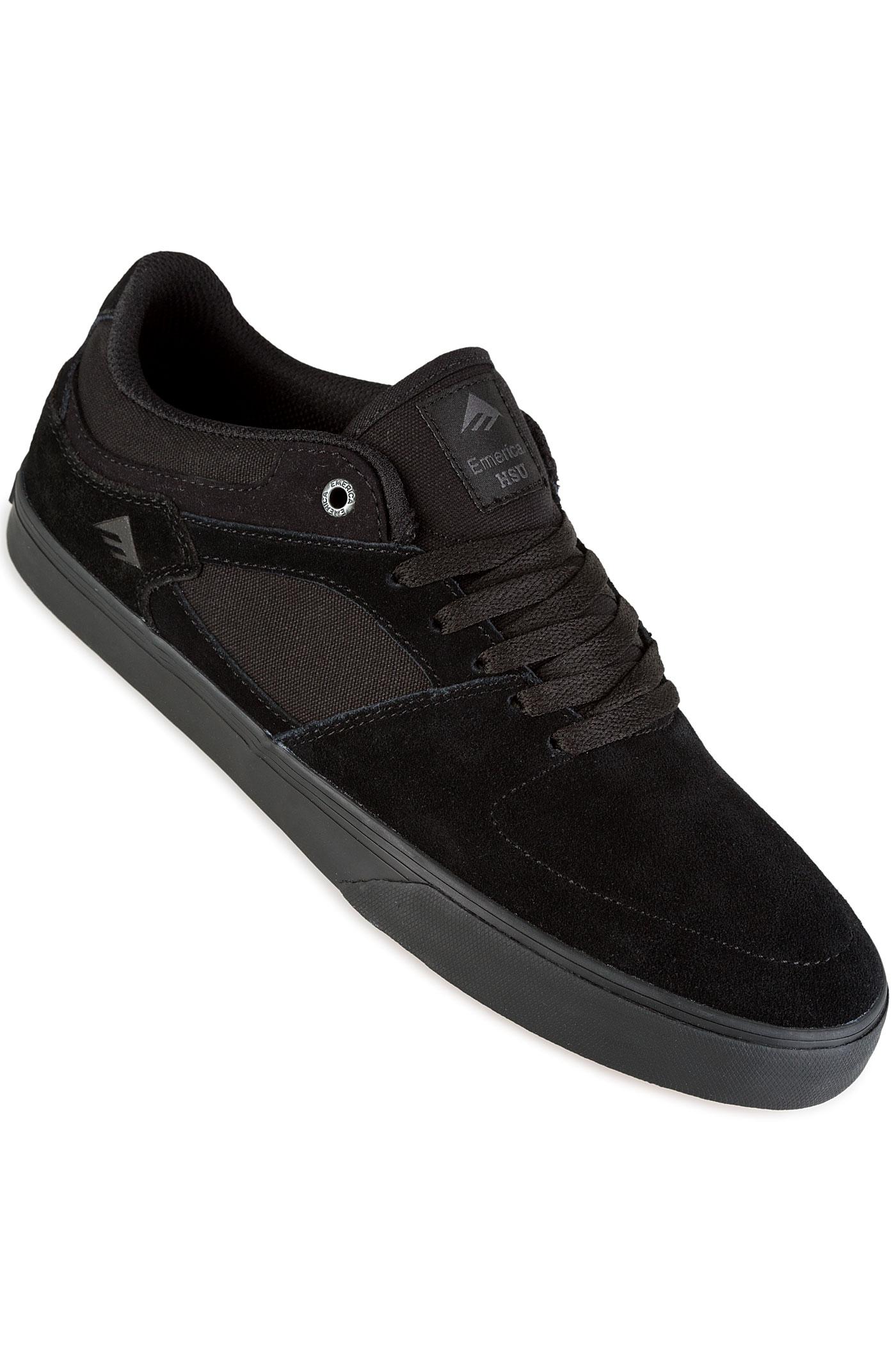 Emerica Vulc The Low Hsu Chaussureblack Black m08nwvN