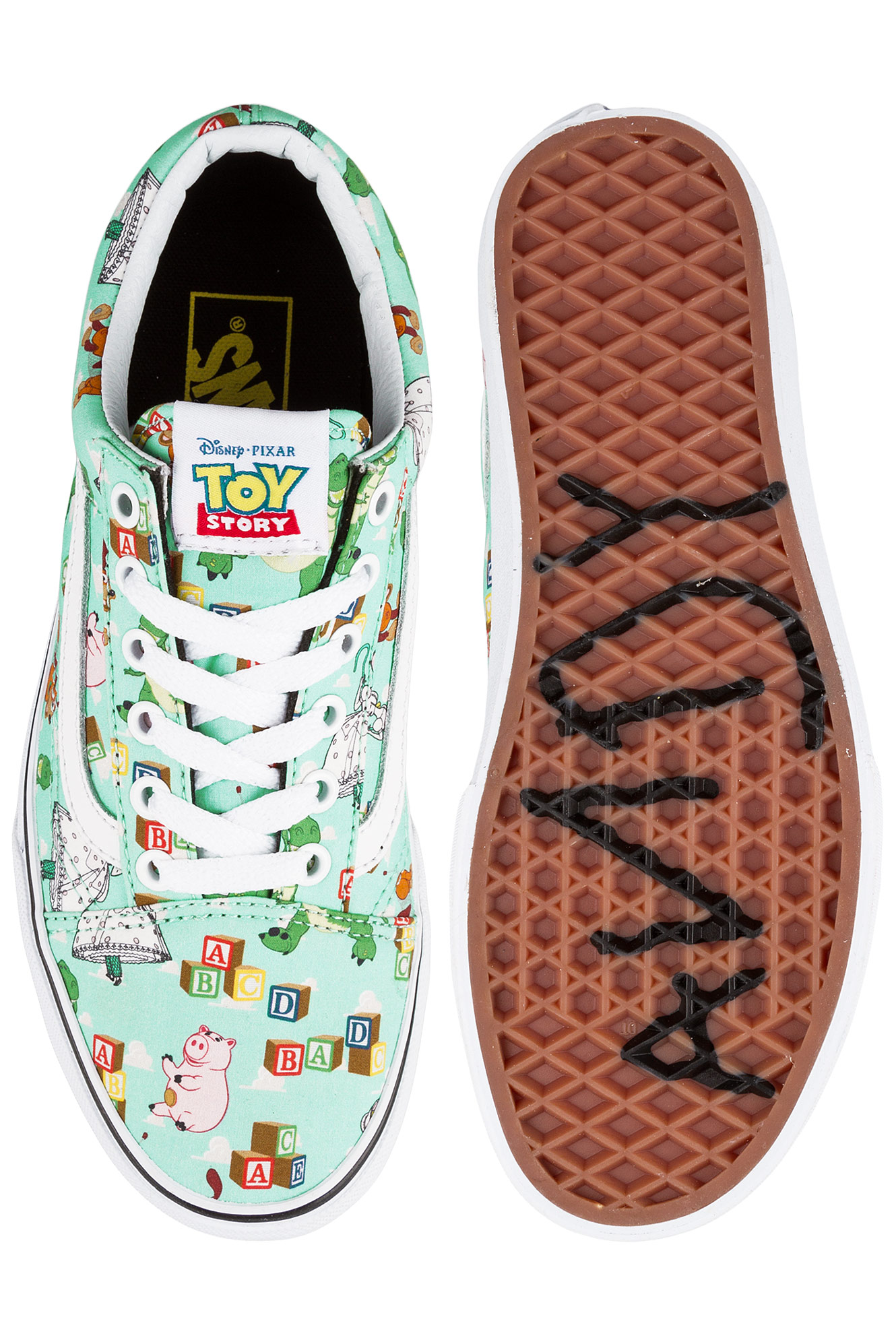 Andy Toy Story Shoe