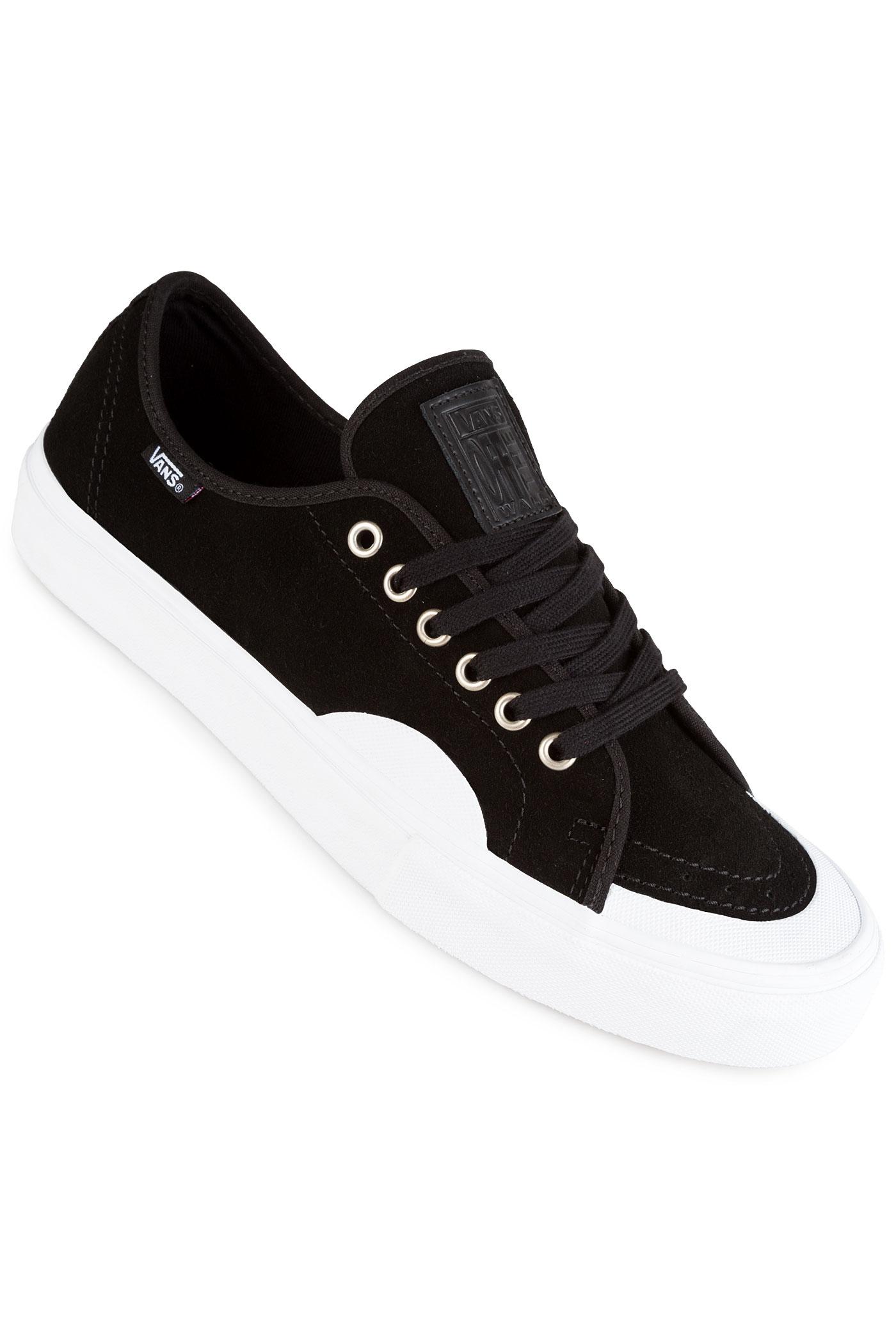262af200dc3 Vans AV Classic Shoe (rubber black white) buy at skatedeluxe