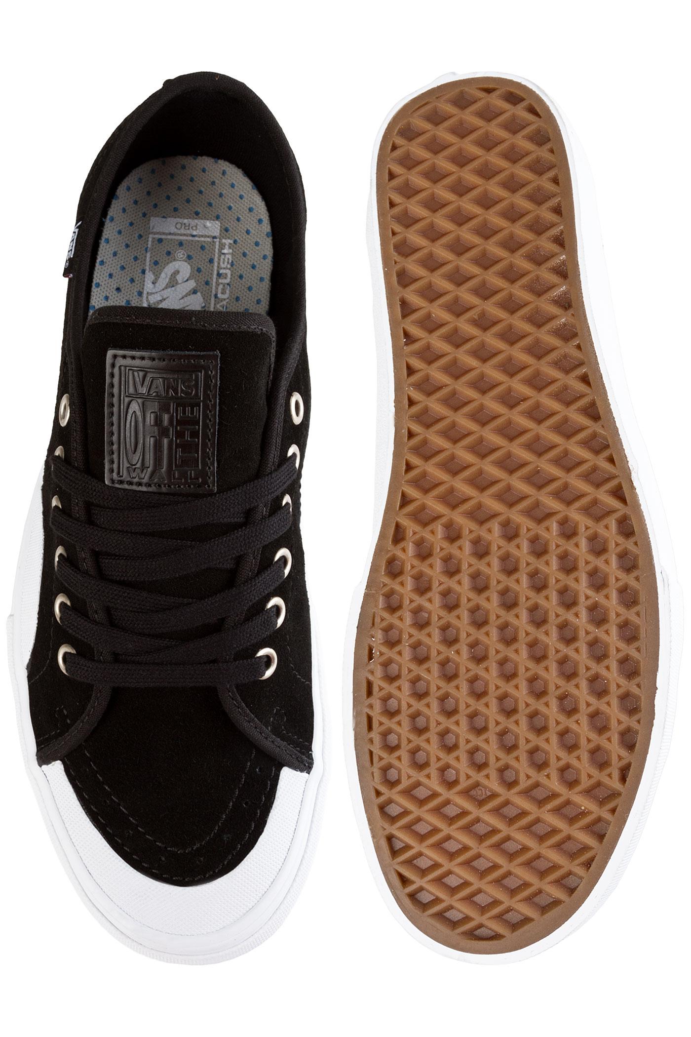 Vans At Buy rubber Classic Shoes White Av Skatedeluxe Black PSwq1PxRrn
