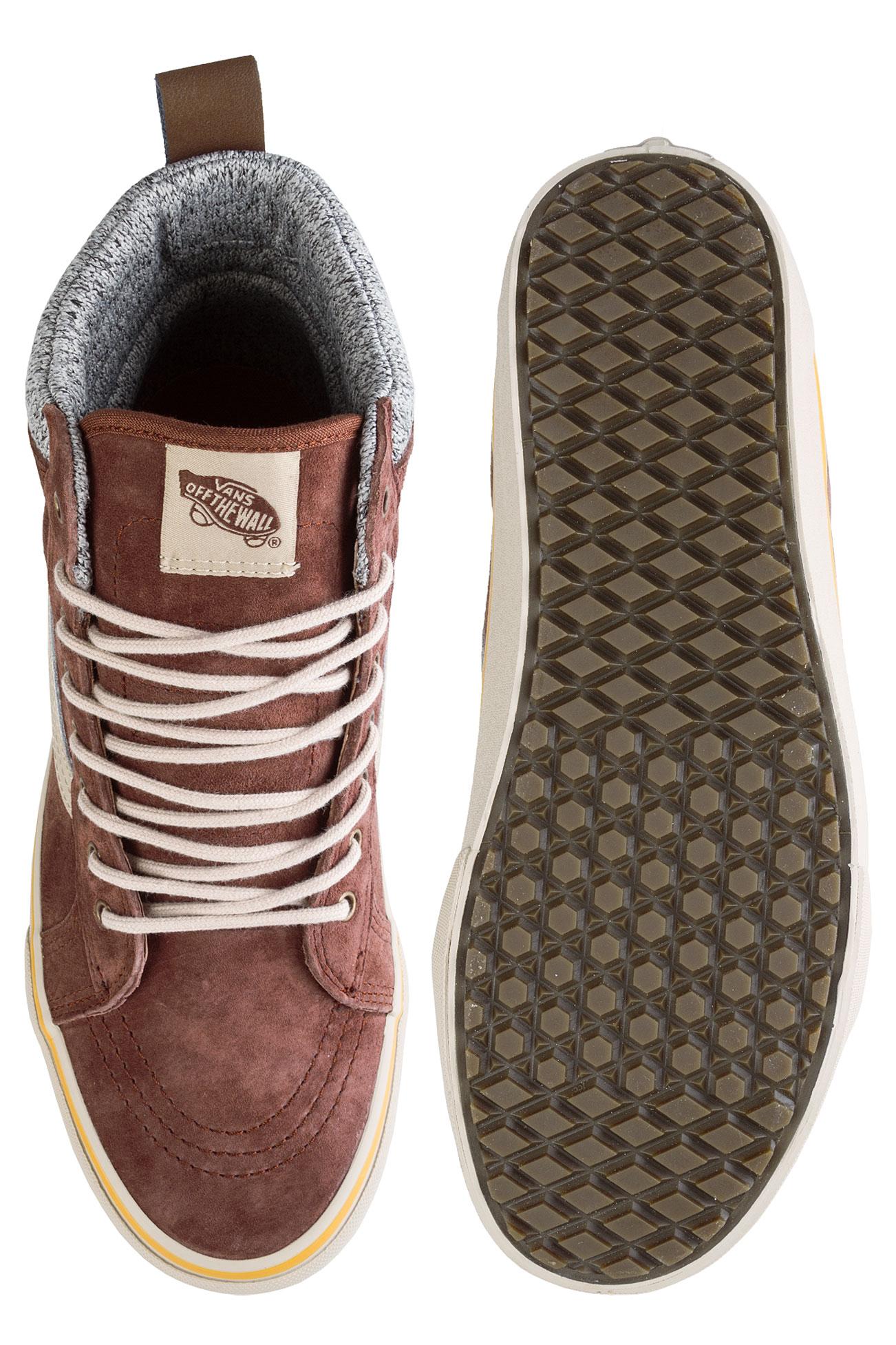 Vans Sk8-Hi MTE DX Shoe (cappuccino hummus) buy at skatedeluxe 144caf0af
