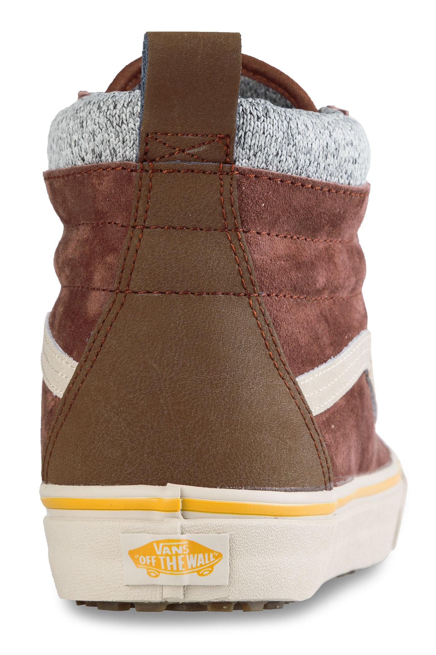 29286d1dff9 Vans Sk8-Hi MTE DX Shoe (cappuccino hummus) buy at skatedeluxe