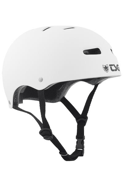TSG Skate/BMX-Solid-Colors Helm (matt white)