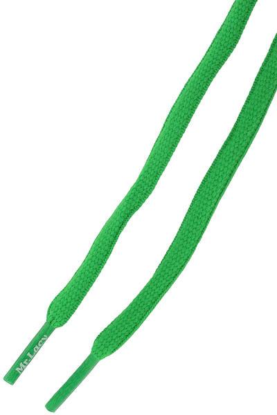Mr. Lacy Slimmies Schnürsenkel (kelly green)