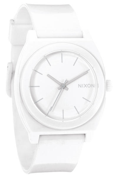 Nixon The Time Teller P Uhr (white)