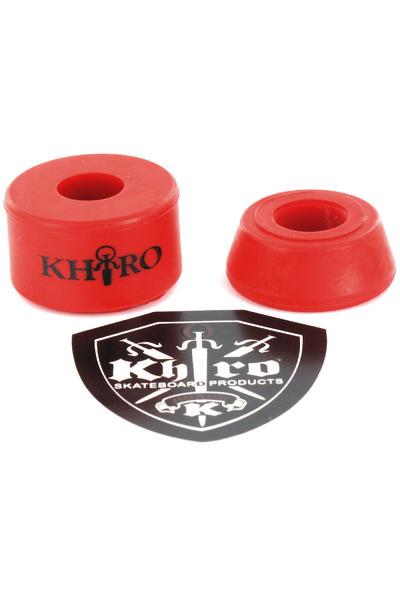 Khiro 90A Standard Barrel Lenkgummi (red)