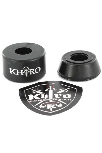 Khiro 95A Standard Barrel Lenkgummi (black)