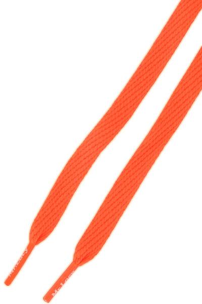 Mr. Lacy Flatties Schnürsenkel (lava orange)