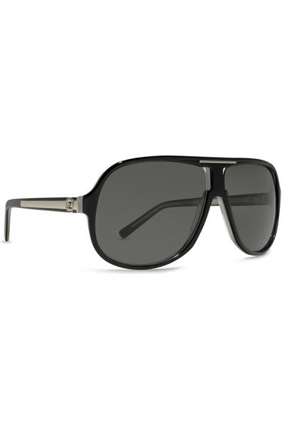 VonZipper Hoss Sunglasses (black gloss vintage grey)