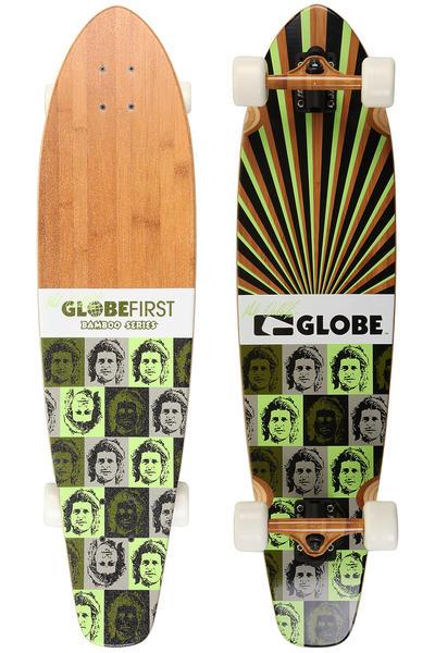 "Globe Occy Bamboo 35"" (89cm) Komplett-Longboard (bam white)"