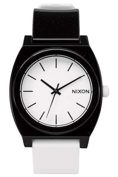 Nixon The Time Teller P Uhr (black white)