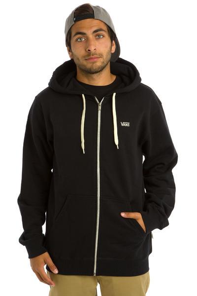 Vans Core Basics Zip-Hoodie (black)