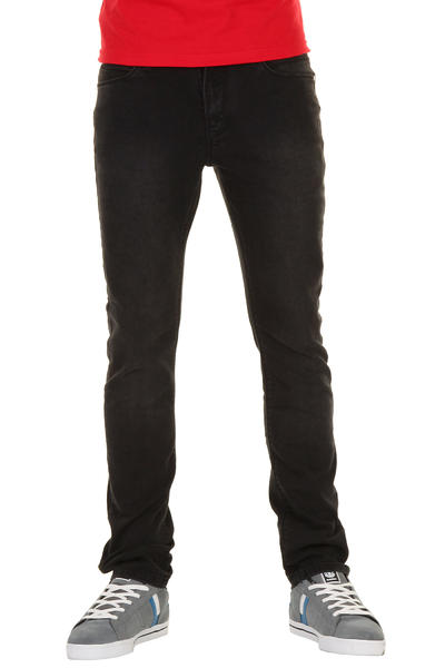 REELL Skin Stretch Jeans (faded black)