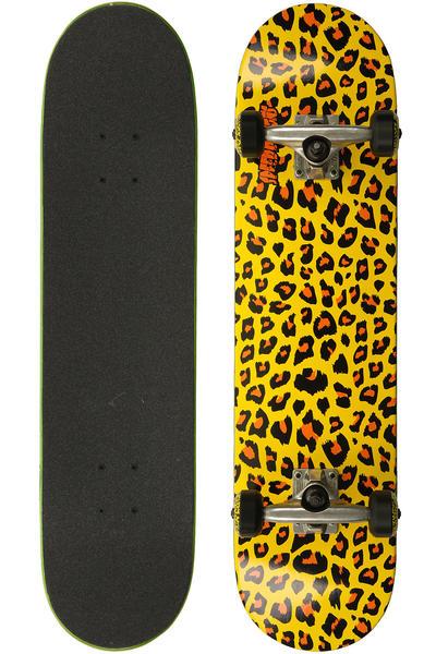 """Speed Demons Leopard PP 7.75"""" Komplettboard (yellow black)"""