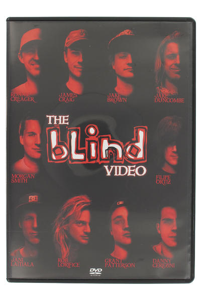 Blind The Blind Video DVD