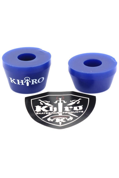 Khiro 85A Tall Cone Lenkgummi (blue)