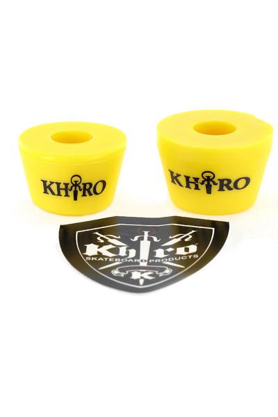 Khiro 92A Tall Cone Lenkgummi (yellow)